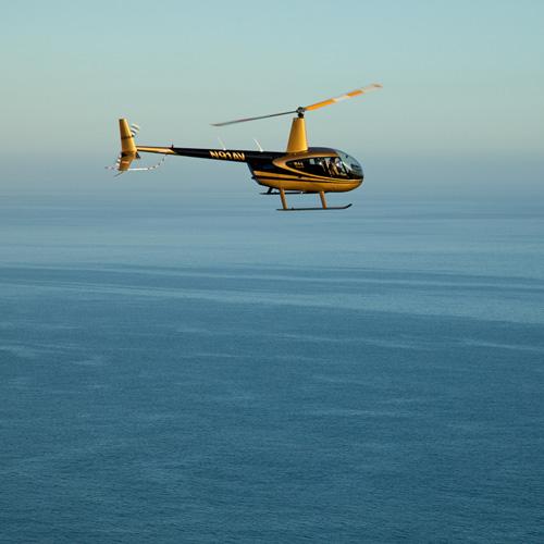LA Helicopter Intro Flight Lesson