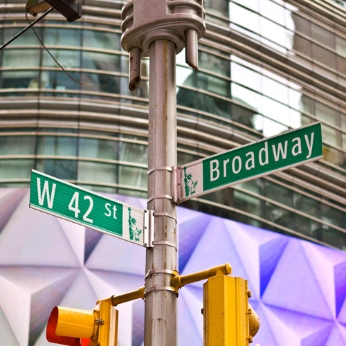 Broadway Tour with Dessert Tastings