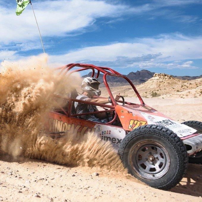 Mini Baja Chase in Las Vegas, NV
