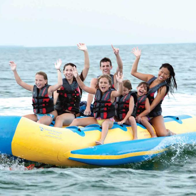 Key West Banana Boat Ride