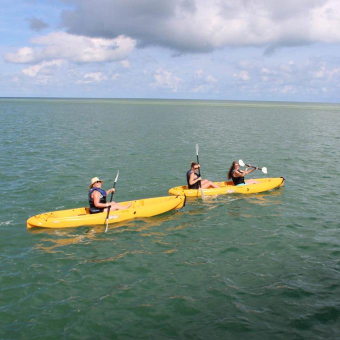 Sea Kayaking in Key West