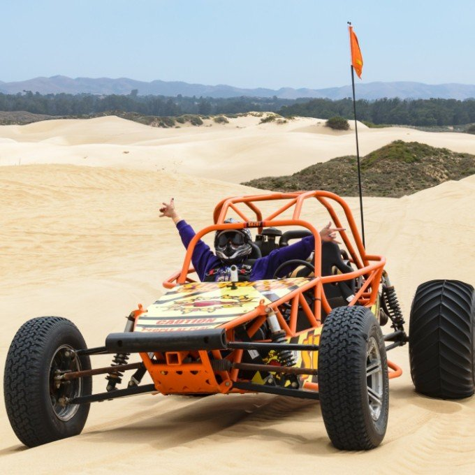 Valley of Fire Dune Buggy Ride in Las Vegas, NV