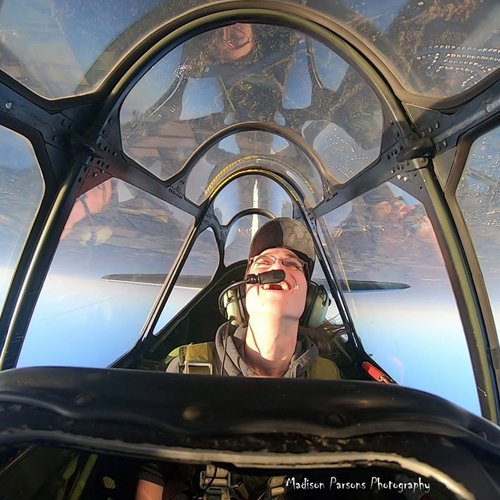 Fly in a T6 Texan Warbird