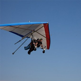 Tandem Hang Gliding Flight in New York