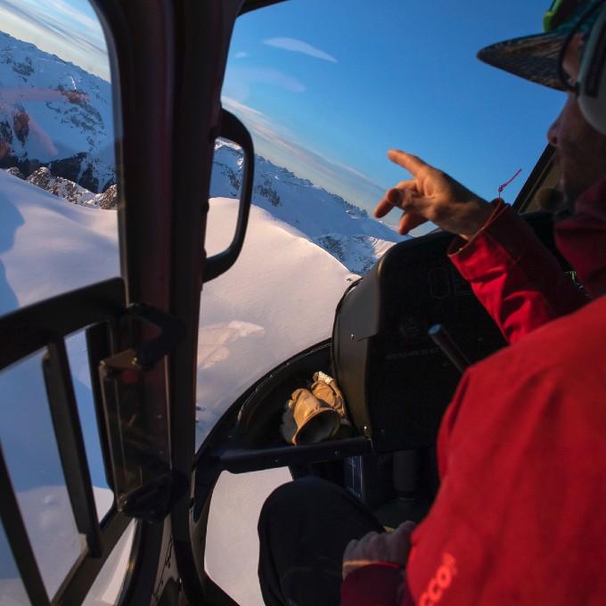 Colorado Heli Skiing