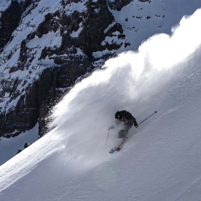Helicopter Skiing in Colorado