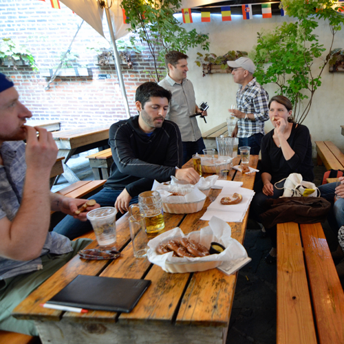 Tenements Lower East Side Food Tour in NYC