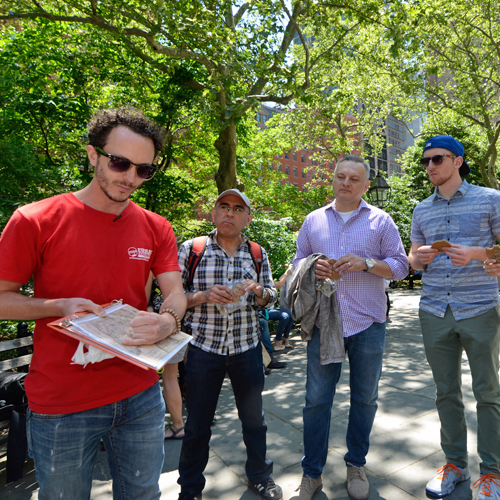 Guided Food Tour Through Lower East Side, Chinatown and Little Italy