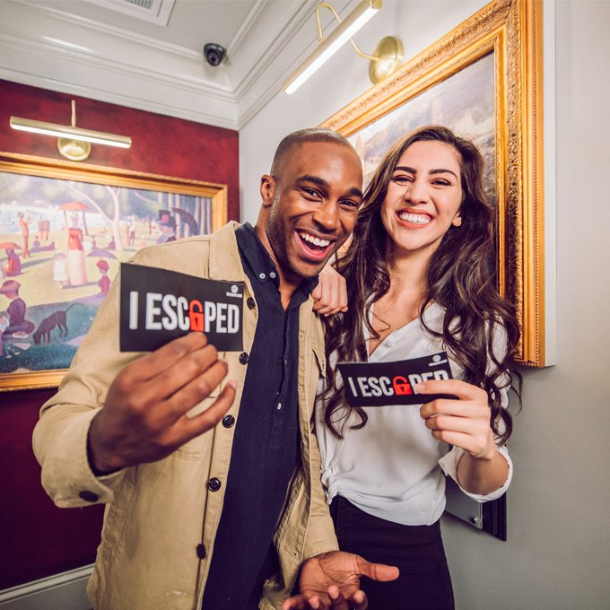 The Heist Escape Room Experience in Nashville