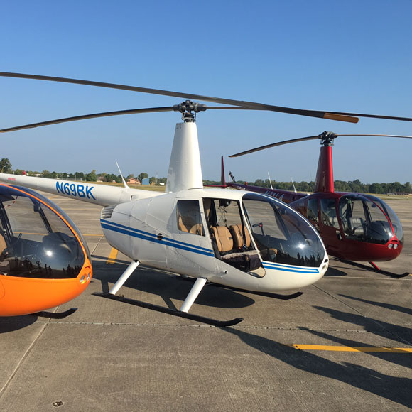 Indianapolis Helicopter Flight Lesson