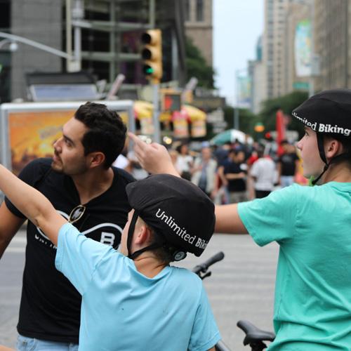 New York Citing Biking Tour