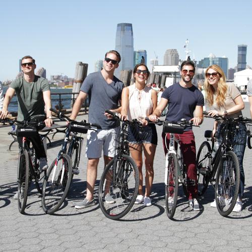 NYC Guided Bike Tour