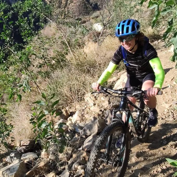 Mountain Biking in Santa Barbara