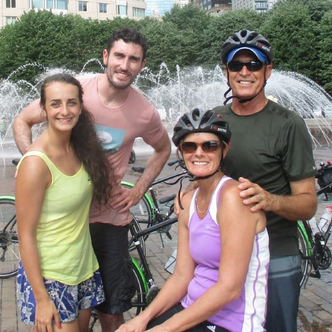 Boston City Bike Tour