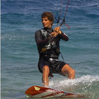 Intro to Kite Surfing in Minneapolis