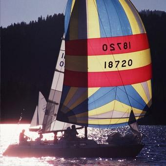 Basic Keelboat Sailing Class in Houston