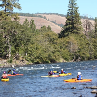 2 Day Kayaking Course in Portland