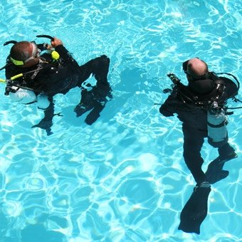 Discover Scuba For 2 in Columbus