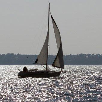US Sailing Basic Keelboat Course in Austin