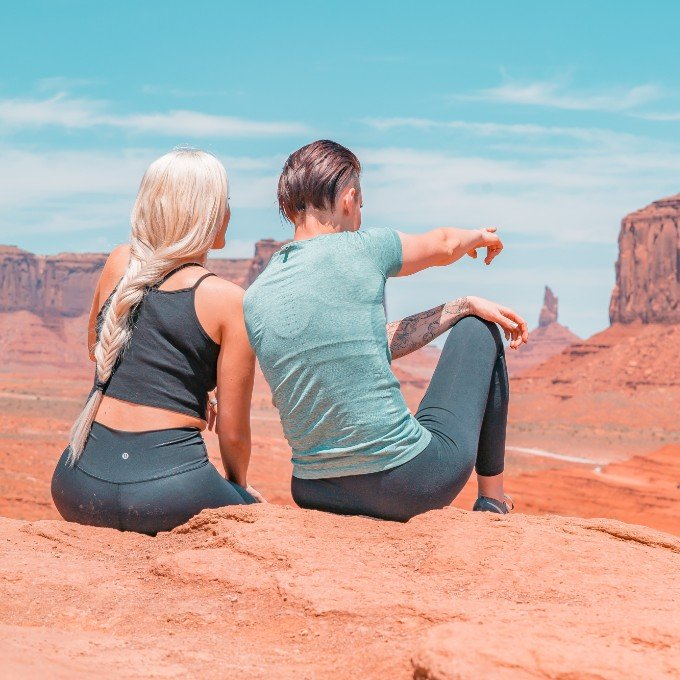Guided Grand Canyon Airplane and Jeep Tour