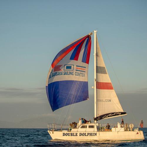 Catamaran Cruise in Santa Barbara