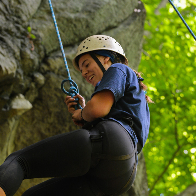 Private Outdoor Rock Climbing in Pittsburgh