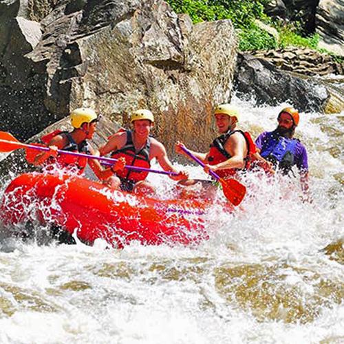 Whitewater Rafting Trip near Pittsburgh