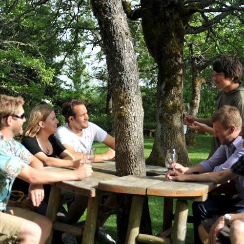 WIlliamette Valley vineyard tour