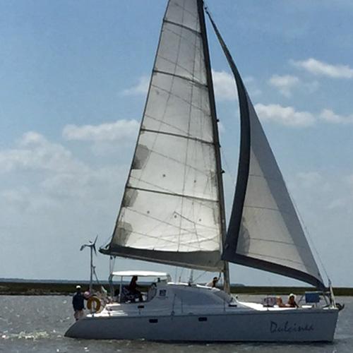 Fernandina Beach and Amelia Island Catamaran Catamaran Charter