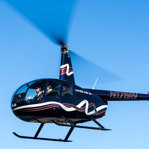 Learn to Fly a Helicopter in New York