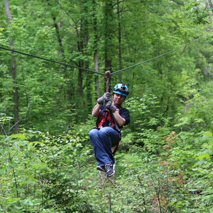 Intro Zipline Tour